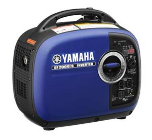 The Yamaha EF2000iS is one of the best portable generators
