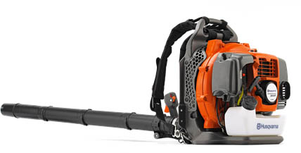 backpack leaf blower husqvarna