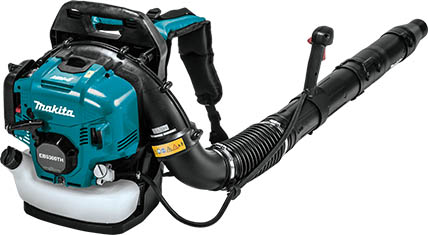 makita 4 stroke backpack leaf blower