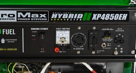 Everything You Need to Know about the Duromax XP4850EH