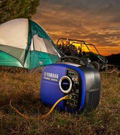 The most fuel efficient portable generator