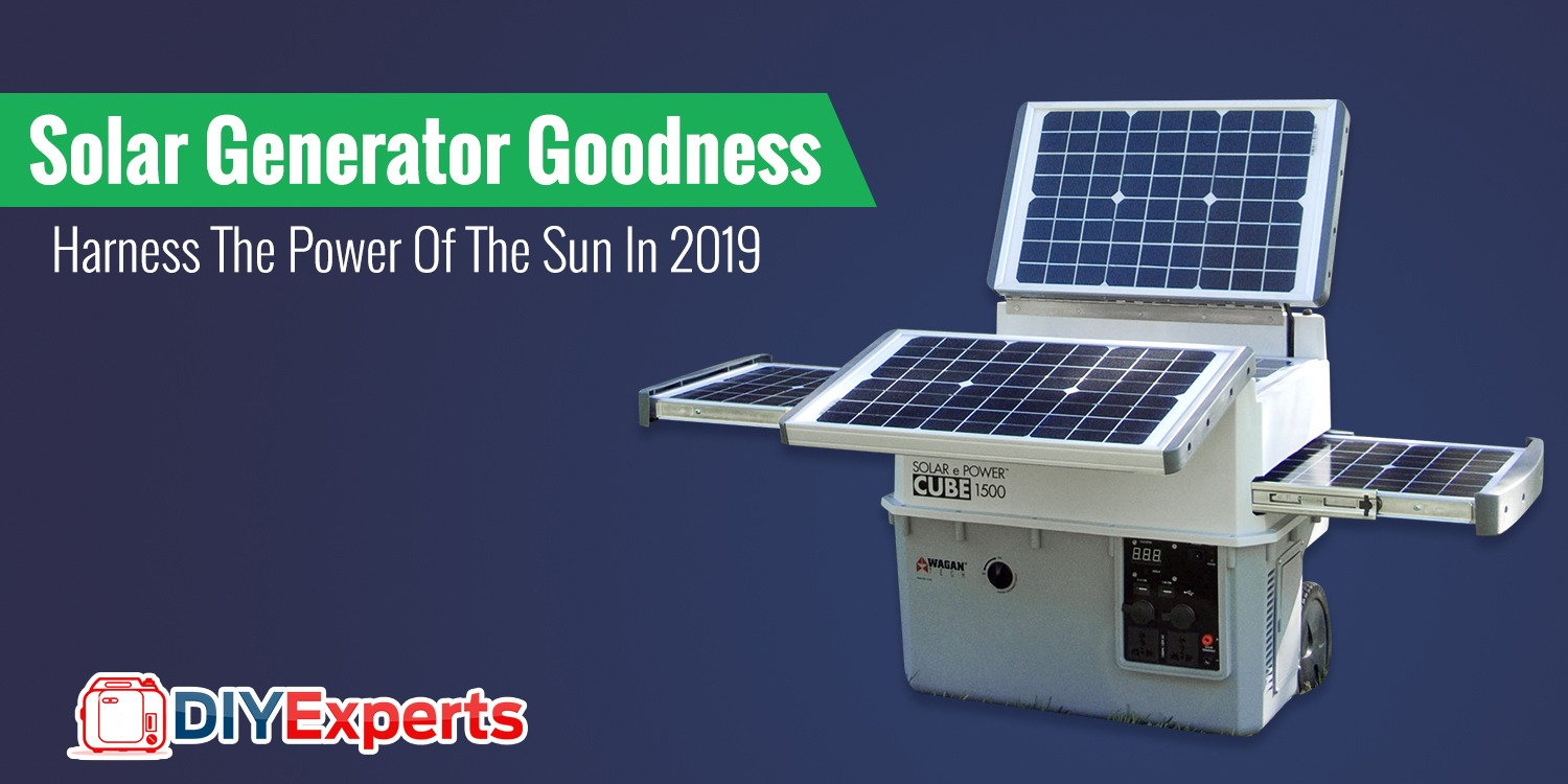 the 2019 solar generator champion iswait for it
